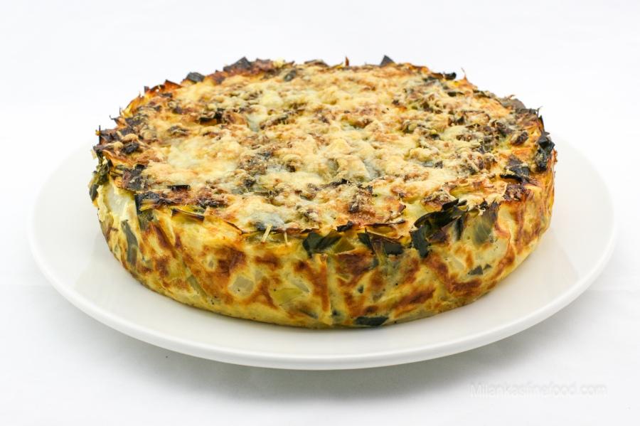 Leek & PotatoBake