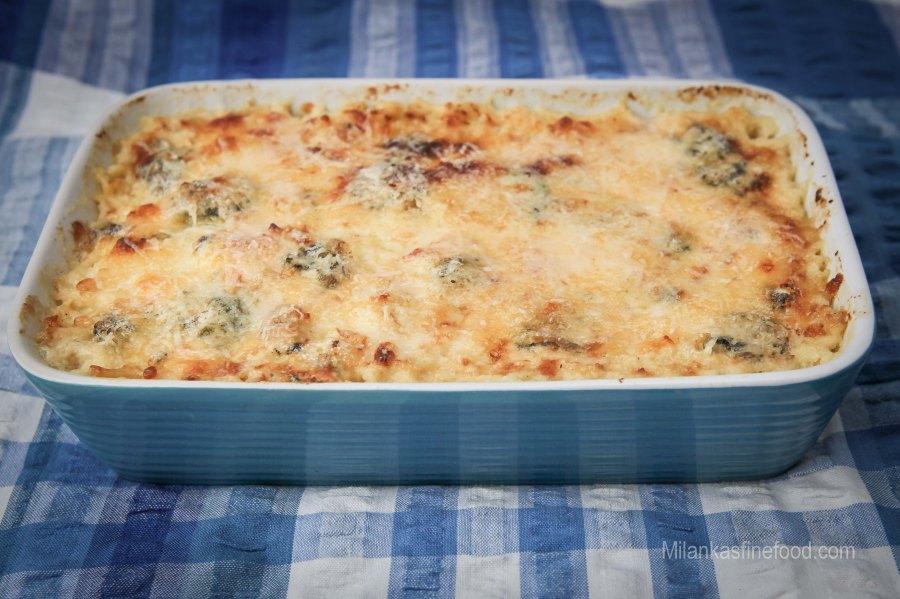 Cauliflower & CheeseBake
