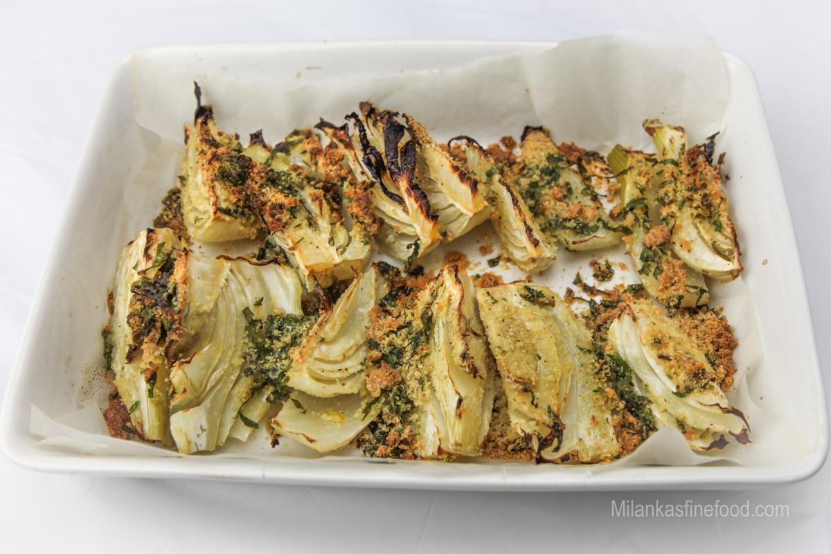 Roasted Fennel – Milanka's Fine Food